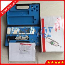 50N Digital Push Pull Force Gauge with Portable Handheld Dynamometer Tools HF-50