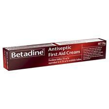 Betadine First Aid Cream 20g