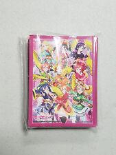 Weiss / WeiB Schwarz Love Live! Point Card Sleeve Hanayo Nico Rin Eli Maki