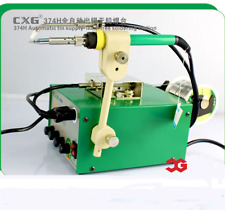 NEW CXG374H automatic Tin Supply Feed Systemlead-free Welding soldering station