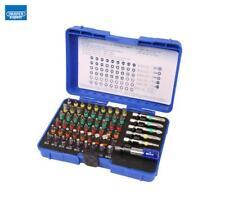 Draper 82405 Screwdriver Bit Set With Magnetic Holder Multi-colour 60-piece
