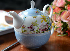 Creative Tops Katie Alice English Garden Floral Tea for One Teapot Cup CU3671