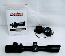 Monstrum Tactical 3-9x32 Stealth Scope