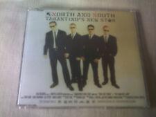 NORTH & SOUTH - TARANTINO'S NEW STAR - 3 TRACK CD SINGLE