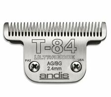 """Andis Ultra Edge Size (Stainless Steel, T-84: 3/32"""" (2.4 mm)"""
