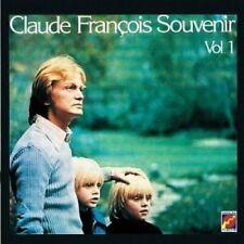 Claude François Souvenir Vol. 1  [CD]
