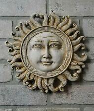 Sun Face Wall Decor Celestial Plaque Mask