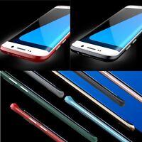 Ultra Slim Aluminum Metal Bumper Frame Case Cover For Samsung Galaxy S7/S7 Edge