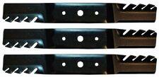 "Set Of John Deere 48"" Gator Blades for Deck John Deere L120 L130 Mowers GX20250"