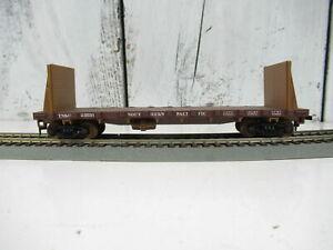 Southern Pacific Freight Car HO Train TN&C 23531 Wood  Model Railroads Train