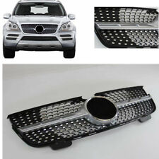 Front Grille For Mercedes-Benz X164 GL-Class 2007-2012 GL450 2010-2012 GL350