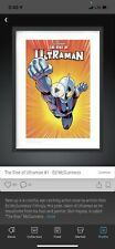 VeVe NFT - The Rise Of Ultraman #1 Ed McGuinness (common) Sold Out In Seconds!!