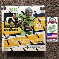 2020 Donruss Football Sealed Mega Box – Fanatics Exclusive Optic IMMEDIATE SHIP