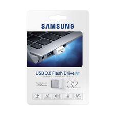 Samsung 32 GB 32GB USB 3.0 Fit Flash Drive Stick Speicherstick 130MB/s