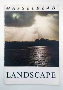 Hasselblad booklet on Landscape