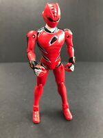 "Power Rangers Jungle Fury 6"" Action Figure Red Ranger Bandai 2007"