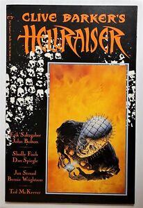 Clive Barker's Hellraiser Book #1 (1989, Marvel) FN