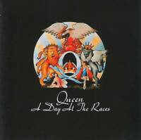 QUEEN - A DAY AT THE RACES (1976/2011) CD Jewel Case Remastered+FREE GIFT