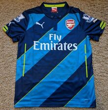 Arsenal 14/15 3rd kit/jersey youth XL - boys 2014-2015