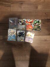 Lot Of 7 Pokemon Ex Cards