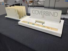Coverbind 5000 Bindomatic Accel Flex Professional Thermal Binding Machine