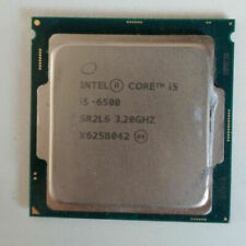 Intel Core i5 6500 3.2GHZ Quad Core CPU Processor LGA1151