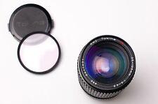 RMC Tokina 35-135mm F/4-4.5 Macro Teleobiettivo Nikon F Tappi & Filtro (#2221)