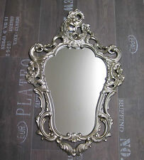 Exclusive Wall Mirror Frame Antique Baroque A.Silver 50X76 Decoration 118 1