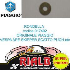 RONDELLA 17492 017492 ORIGINALE PIAGGIO per VESPA PK XL 125 1986 1987 1988 1989