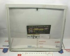 """Metalfrio H130C 52"""" Commercial Curved Top Glass Door Top Window #2"""