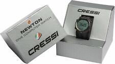 Cressi Newton, Titanium Dive Computer Watch Blue