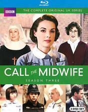 Call the Midwife: Third Season 3 Three (Blu-ray Disc, 2014, 2-Disc Set)