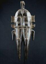 Art African - Extraordinaire Mask Djimini Ligbi Bird Double No Senufo 41 CM