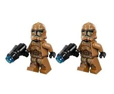 NEW Lego Star Wars 2 x Geonosis Trooper minifigures from set 75089 FREE Delivery