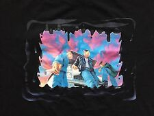 Camel Joe Cigarettes T shirt XL Pocket Black Vintage 1996 90s American Born USA