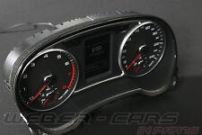 AUDI a1 8x BENZINA Tachimetro Strumento Combinato Combi strumento cluster 8x0920930