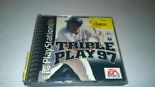 Triple Play 97 Playstation Game PS1