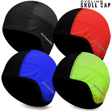 Cycling Skull Cap Winter Under Helmet Cycle Windstopper Thermal One Size Fit All