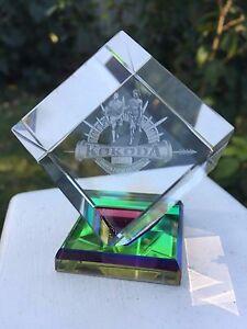 Kokoda Desk Crystal