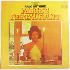 Alice's Restaurant by Arlo Guthrie, Reprise 1968 LP Vinyl Record