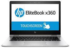 "HP Elitebook X360 1030 G2 Laptop 13.3"" FHD Touch i7-7600u 8GB 512GB Pen Wifi W10"
