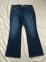 LEVI'S 515 Women's Boot Cut Blue Jeans Size 14