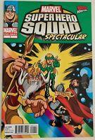 MARVEL SUPER HERO SQUAD SPECTACULAR / 8.0 VERY FINE + /  MARVEL Comics 2011