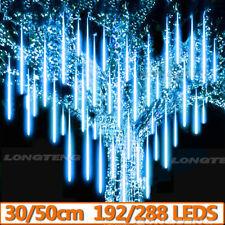 Christmas LED String Fairy Meteor Shower Lights Garden Outdoor  Decoration Light