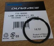 4x Shimano Dura-Ace CS-9000 11Spd Cassette Spacer 1.85mm Y4T724000