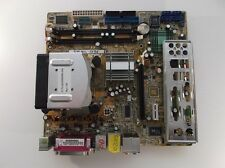 Asus P5LD2-TVM SE/S Socket 775 Motherboard With Intel Pentium 2.80 GHz Cpu