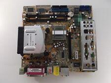 Asus p5ld2-tvm se/s Socket 775 Motherboard Con Intel Pentium 2,80 ghz Cpu
