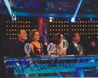 Bussell, Ballas, Bruno Horwood HAND SIGNED 8x10 Photo Autograph Strictly Come Da