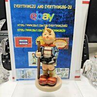 """Goebel HUMMEL W Germany Figurine #16/1 """"LITTLE HIKER"""" TMK 6"""