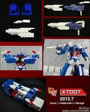 New X2TOYS XT007W Upgrade Kit for Transformers Masterpiece MP22 Ultra Magnus